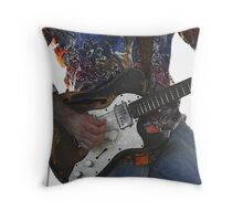 Tab Benoit Throw Pillow