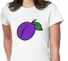 Plum Womens Fitted T-Shirt