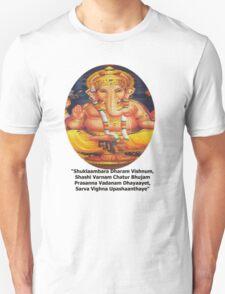 Ganesh Sloka T-Shirt