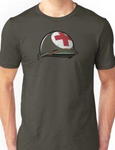 Army Medic Helmet Unisex T-Shirt
