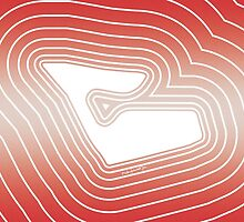 An Outline Of: Red Bull Ring by douglaswood