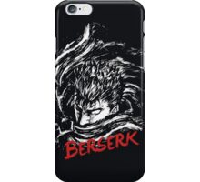 Guts - t-shirt / phone case 4  iPhone Case/Skin