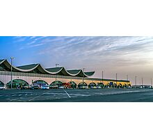 AIRPORT TERMINAL Photographic Print