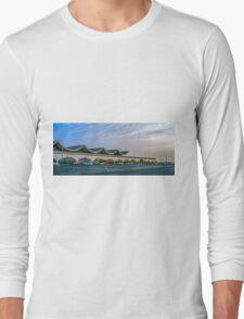 AIRPORT TERMINAL Long Sleeve T-Shirt