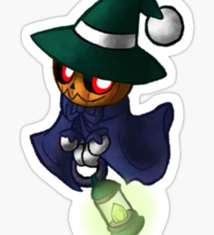 Petit Pyro Sticker Sticker