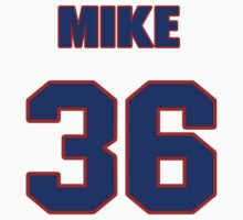 National baseball player Mike Fetters jersey 36 by imsport