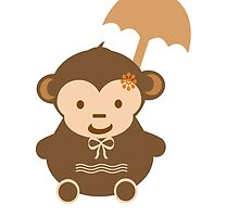 Cute Monkey by younghopes
