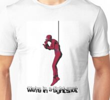 We're in a Tight Spot Unisex T-Shirt
