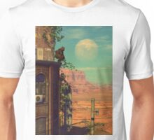 Deserted City Unisex T-Shirt