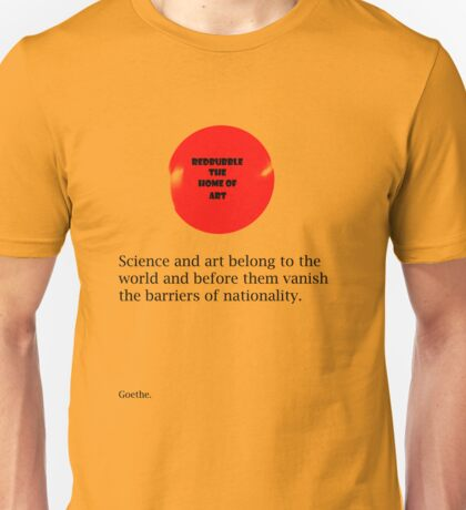 belong to the world Unisex T-Shirt