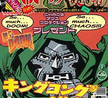 The Amazing Man of Doom Vol.77 ~ Chaos Surrounds The City by CHAOSAbzu
