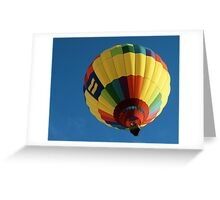 Up Up & Away Greeting Card