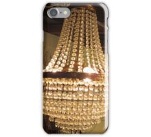 Vintage Chandelier At Country Roads Antiques iPhone Case/Skin