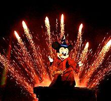 Sorcerer Mickey by disneygirl14