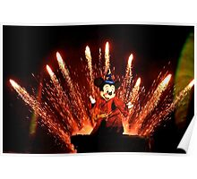 Sorcerer Mickey Poster