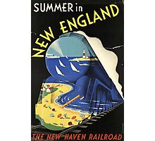 Summer in New England Photographic Print