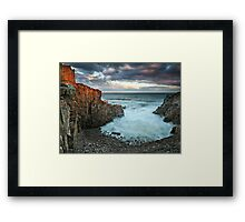 The Cove Framed Print