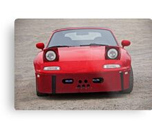 1998 Mazda Miata 'Hannibal' Metal Print
