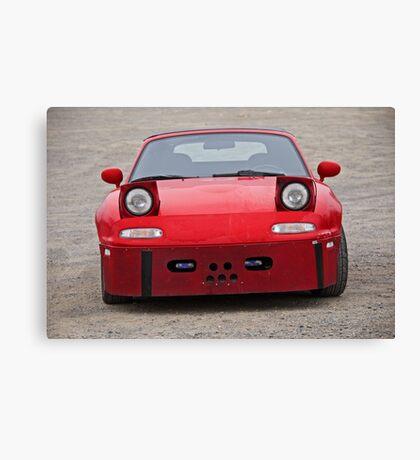 1998 Mazda Miata 'Hannibal' Canvas Print
