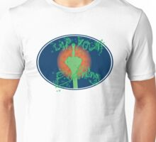 Up Yours Earthling Unisex T-Shirt