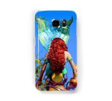 Flippin' your fins Samsung Galaxy Case/Skin