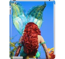 Flippin' your fins iPad Case/Skin