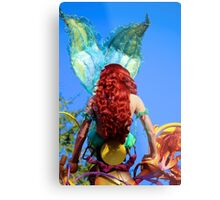 Flippin' your fins Metal Print