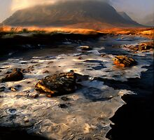 Buachaille Etive Mor * by David Hutcheson