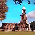 St. Chad's Church, Shrewsbury by Peter Sandilands