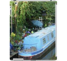Blue Barge iPad Case/Skin