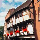 The King's Arms, Shrewsbury by Peter Sandilands