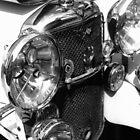 1934 Alvis Speed 20  by Peter Sandilands