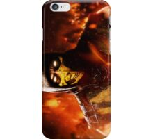 Mortal Kombat - Scorpion iPhone Case/Skin