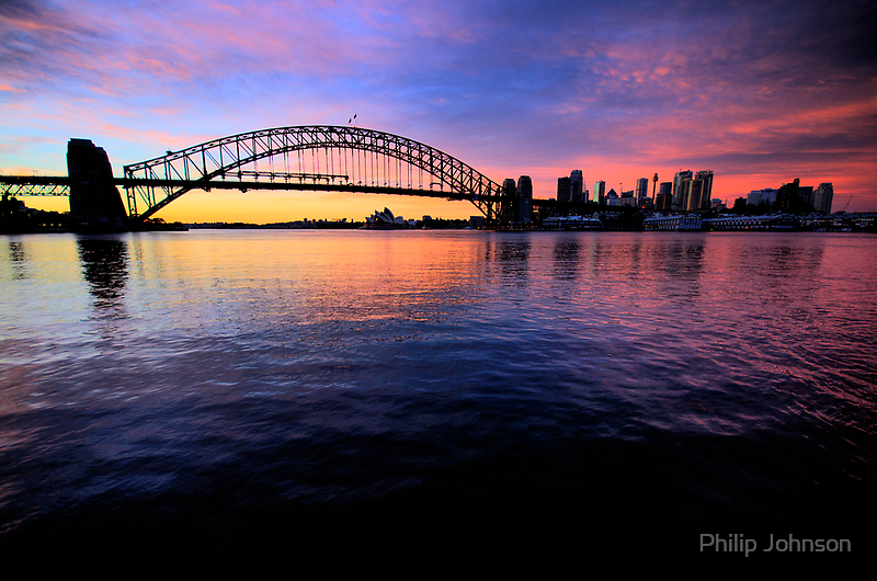 Sydney Uncut - Moods Of A City - The HDR Series by Philip Johnson