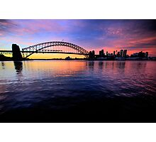 Sydney Uncut - Moods Of A City - The HDR Series Photographic Print