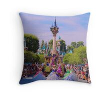 Princesses Throw Pillow