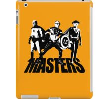 Masters Of Architecture T-Shirt iPad Case/Skin