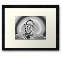 """Sailor of """"The Ship of Fools"""" Framed Print"""