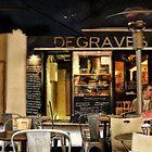Degraves  Espresso, Degraves Street, Melbourne, Victoria, Australia by © Helen Chierego