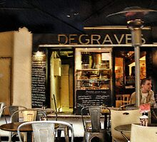 Degraves  Espresso, Degraves Street, Melbourne, Victoria, Australia by © Helen Chierego