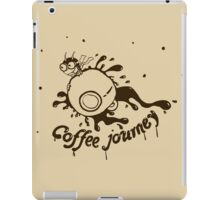 Coffee Journey iPad Case/Skin