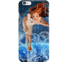 I Felt The Love In Your Eyes: I Know It's Just The Sky iPhone Case/Skin