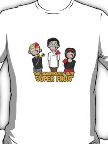 Attack of The Dangerously Cute Super Fruit T-Shirt