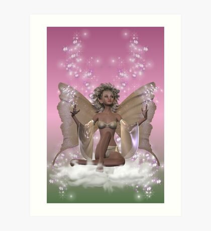 Magical Fae Art Print