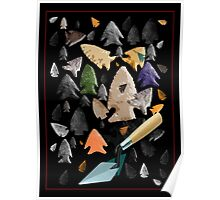 Stone Tools Poster