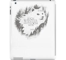 Winter Is Coming Doge iPad Case/Skin
