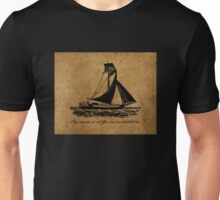 Dante - Uncharted Sea Unisex T-Shirt