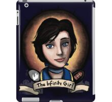The Infinite Girl iPad Case/Skin