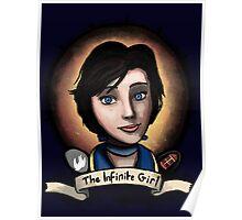The Infinite Girl Poster