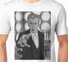 Twelft Doctor- Old Tardis Unisex T-Shirt